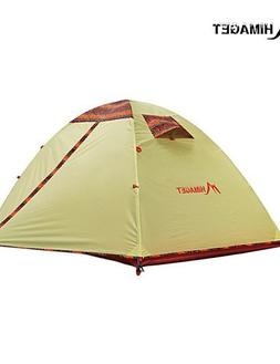 0.5 High Quality Double Layer 2 Person 2 Door Outdoor Campin