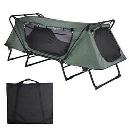 1-Person Folding Camping Tent Cot Outdoor Waterproof Hiking