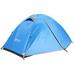 Flytop 1-Person Ultralight Waterproof Tent - Perfect for Kay