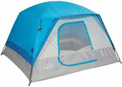 10' x 9' Toogh 6 Person Camping Big Horn Tent Waterproof Bac