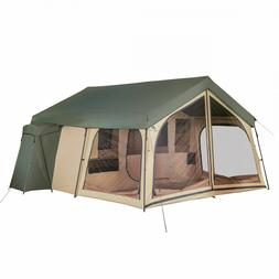 Ozark Trail 14 Person Spring Lodge Cabin Camping Tent