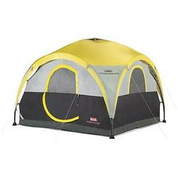 Coleman 2-in-1 All-Day Shelter and 4-Person Tent