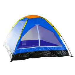 Happy Camper 2-Person Dome Tent Camping  Hiking Tents Canopi