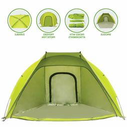 Ovente Two Person Camping Dome Tent Waterproof & Windproof O