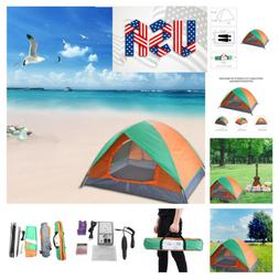 2 Person Outdoor Ultralight Camping Tent Waterproof Fishing