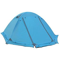 2 Person Ultralight Backpacking Tent for 3-Season Family Cam