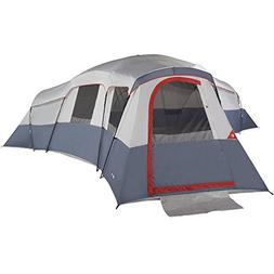 20 Person Cabin Tent Fits 6 Queen Airbeds or up to 20 Sleepi