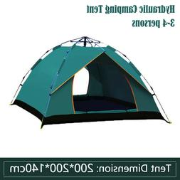Blue Instant Dome Tent Privacy Pop Up For Kids Boys Girls Ca