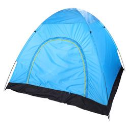 Camping Tent 3-4 Person for Camping Hiking 3 Season Outdoor