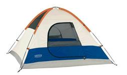 Wenzel 36420 Ridgeline Sport Dome Camping 3 Person Tent 7'x7