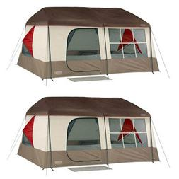 Wenzel 36423 Kodiak Camping 9 Person Family Cabin Tent