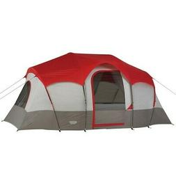 Wenzel 36498 Blue Ridge 7 Person Tent 2 Rooms 14' x 72""