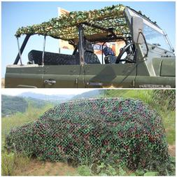 3X5M 1.5X2M Military Camouflage Nets Outdoor Awnings Army Ca