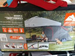 4 person connectent canopy sold separately free