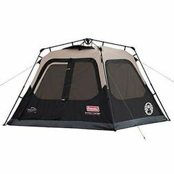 Coleman 4-Person Cabin Tent with Instant Setup | Cabin Tent