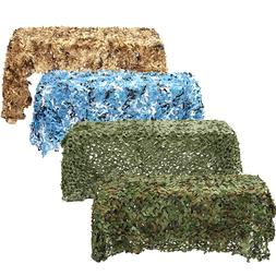 4mx2m /5mx2m Hunting Military Camouflage Nets Woodland Army