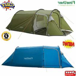4-Person Ultralight Pop-Up Tent Camping Outdoor Family Hikin