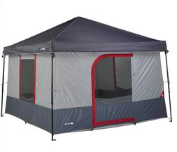 6 Person 10 x 10 ft. Straight leg Canopy Camping Gear Tents