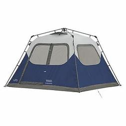 Coleman 6-Person 90 Square Foot Instant Cabin Family Camping