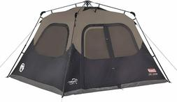 Coleman 6-Person Cabin Tent with Instant Setup,Cabin Tent Ca