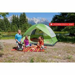 6-Person Dome Tent for Camping Sundome Tent with Easy Setup