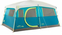 NEW Coleman 8-Person Tenaya Lake Fast Pitch Cabin Tent with