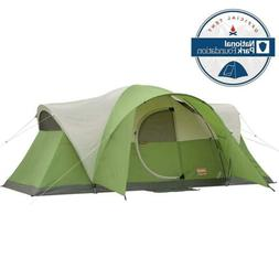 Coleman 8-Person Tent for Camping | Elite Montana with Easy