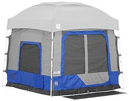 E-Z UP CC10ALRB Cube 5.4 popup Outdoor Camping Tent, Royal B