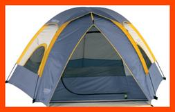 Alpine Tent 3 Person Dark BLUE 8.5 X 8 Outdoor Recreation Pr