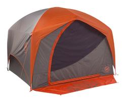 Big Agnes Big House 6 Deluxe Tent Car Camping Family Festiva