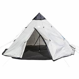 Tahoe Gear Bighorn XL 18' x 18' 12 Person Teepee Cone Shape