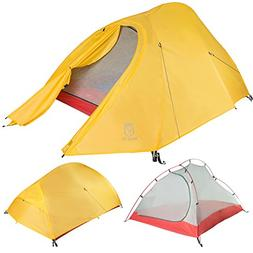 Paria Outdoor Products Bryce Ultralight Tent and Footprint -