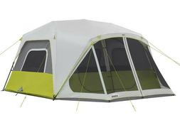 Cabin Tent CORE 10 Person Instant Outdoor Camping with Scree