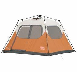 Coleman Outdoor 6 Person 10' x 9' Easy Set Up Family Camping