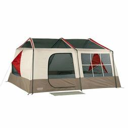 Wenzel Camping Kodiak 14' x 14' 9 Person Cabin Tent