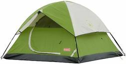 Camping Outdoor Hiking Tent Sundome 3Person Sleep Easy to Se