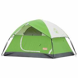 Coleman Dome Camping Tent | Sundome Outdoor Tent with Easy S