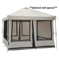 Camping Tent House 7 Person 2 in 1 Screen House Outdoor Tent