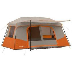 Camping Tent Outdoor Ozark Trail 11 Person 3 Rooms Instant C