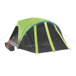 Coleman Carlsbad 4-person Dome Tent with Screen Room .. Bran