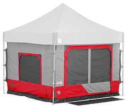 E-Z UP CC10SLPN Cube 6.4 popup Outdoor Camping Tent, Punch
