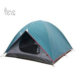 NTK Cherokee GT 2 to 3 Person 7 by 5 Foot Sport Camping Dome