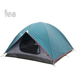 NTK Cherokee GT 8 to 9 Person 10 by 12 Foot Outdoor Dome Fam