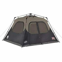 Coleman 6 Person Instant Cabin Tent Camping Outdoor Gear Eas