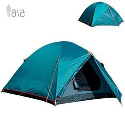 NTK Colorado GT 5 to 6 Person 10 by 10 Foot Outdoor Dome Fam