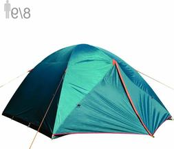 NTK Colorado GT 8 to 9 Person 10 by 12 Foot Outdoor Dome Fam