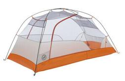 Big Agnes Copper Spur HV UL Bikepack Tent 2 Person, Gray/Ora