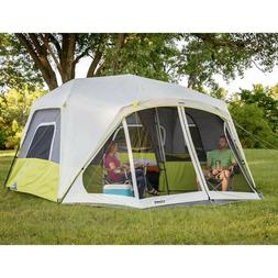 CORE 10-person Instant Cabin Tent with Screen Room  14.5 x 1