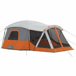 Core 11P Cabin Tent With Screen Room