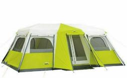 Core 12 Person Cabinet Tent 5.5m X 3.0m, Camping Tent, Water